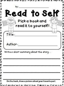 how to write a reading response 5th grade