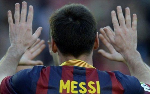 Messi a quota371 goal, miglior giocatore della storia del barcellona, ma forse il suo contratto è in bilico #messi #record #barcellona