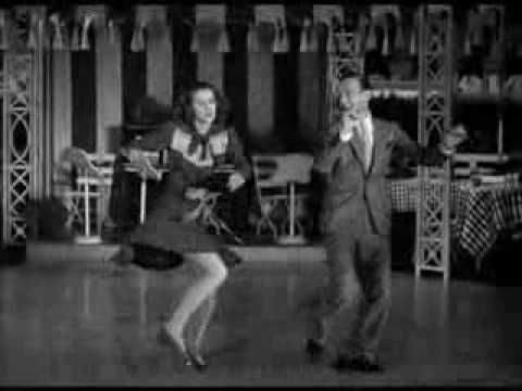 From Broadway Melody of 1940 (1940) #FredAstaire and #EleanorPowell Jukebox #Dance. Apparently this was one of her favourite scenes she ever did.