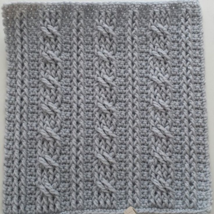 Rows 5-6 of the Bars and Twists Crochet Cables Square. Play list here: https://www.youtube.com/playlist?list=PLKb0hQtf-GDO0Qgzt013u2LdKzrZ_W7Rt Part 1 here: ...