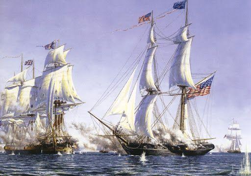 Guerra de 1812    Batalla del Lago Erie