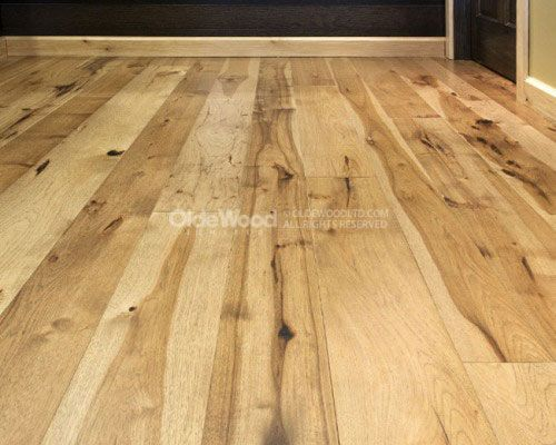 Traditional Plank Wood Flooring | Wide Plank Flooring | Olde Wood
