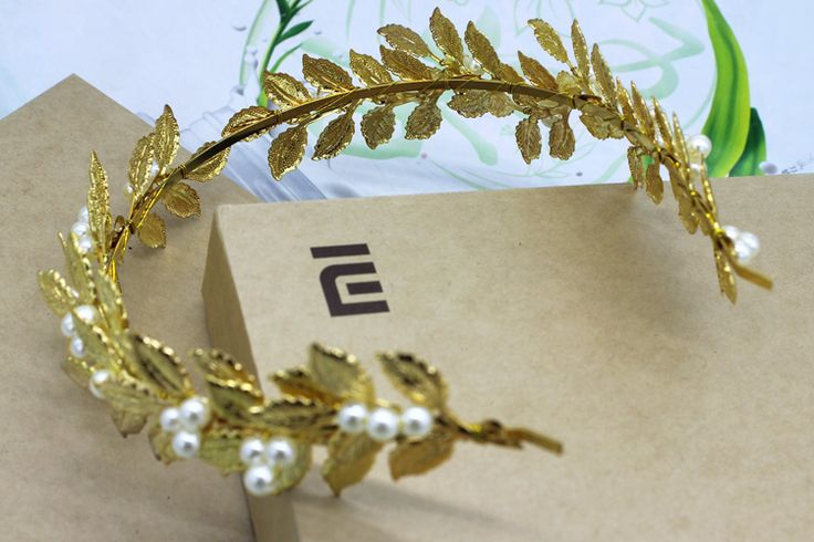 Свадебные украшения жемчужные ленты для волос головной убор ручной работы старинных свадебное платье аксессуары Свадебный банкет выступления головной убор украшения - Taobao