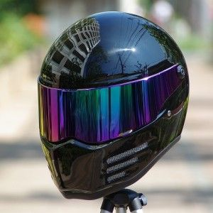fighter black simpson bandit helmet