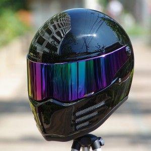 fighter black simpson bandit helmet