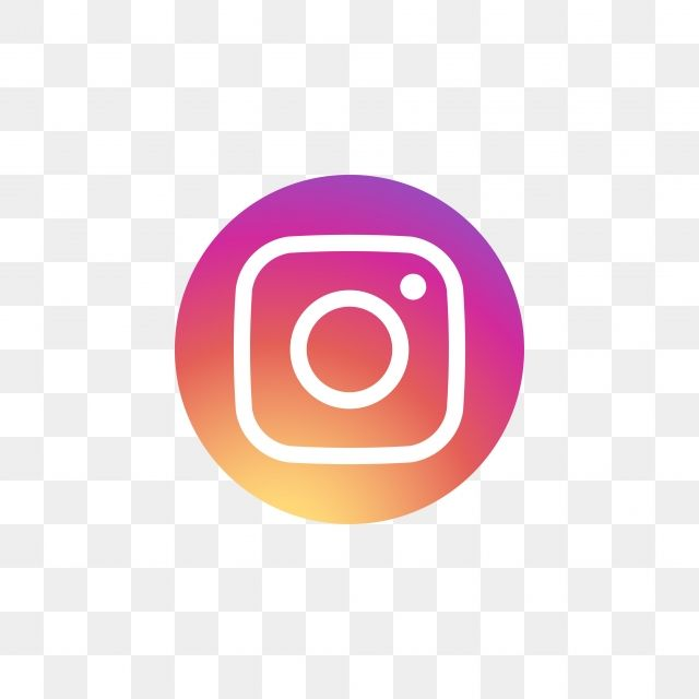Instagram Social Media Icon Design Template Vector Ig Icon