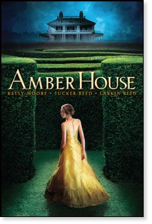Amber House by Kelly Moore, Tucker Reed & Larkin Reed. Sarah Parsons has never seen Amber House, the grand Maryland estate that's been in her family for three centuries. She's never walked its hedge maze or found its secret chambers; she's never seen the shades that haunt it, or hunted for lost diamonds in its walls.  But all of that is about to change.