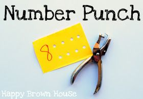 Totally Tots: Number Punch~Simply Made