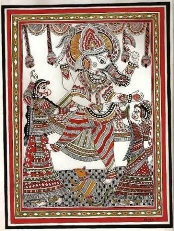 Madhubani-painting-Indian-folk-art-small-