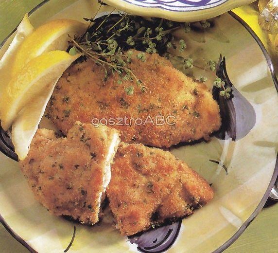 Zöldbundában rántott csirke | Receptek