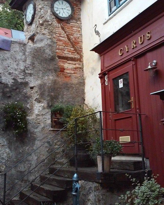 Kaviaren Divna pani,Banska Stiavnica