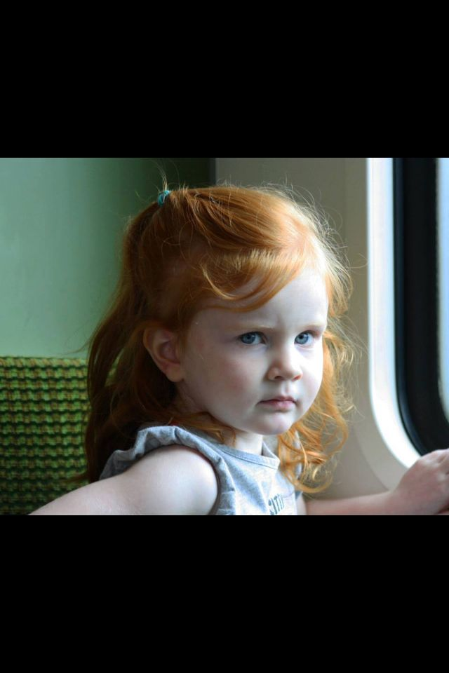 irish little girl
