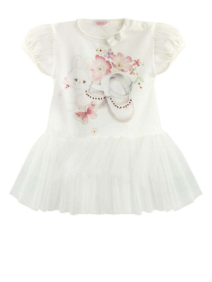 Baby Tutu Kleid! Außergewöhnliche Babymode jetzt online bei Dreamdress.at #babymode, #babykleid, #baby, #babyfashion, #tutu, #cuteBabyfasion,