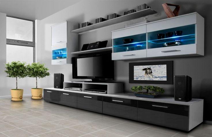 Mueble de salón de diseño modelo Claudia 1. Visita…