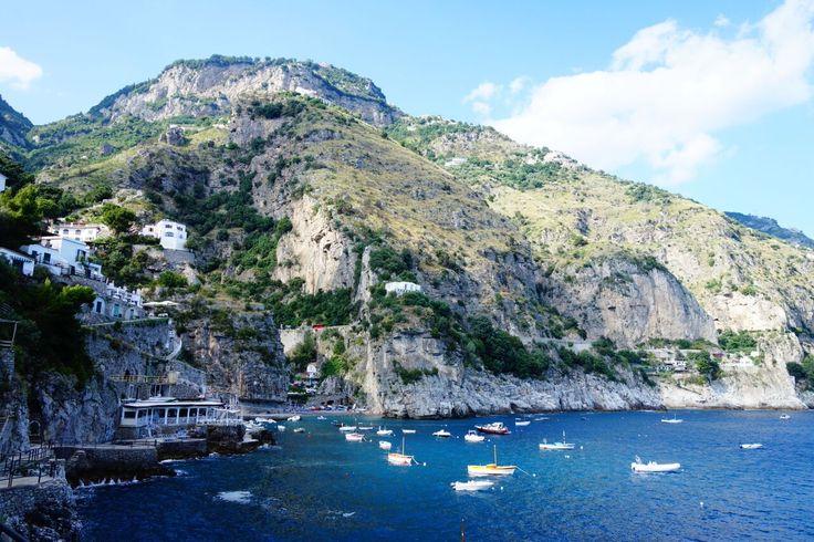 Marina di Praia. Amalfi Coast. Italy.