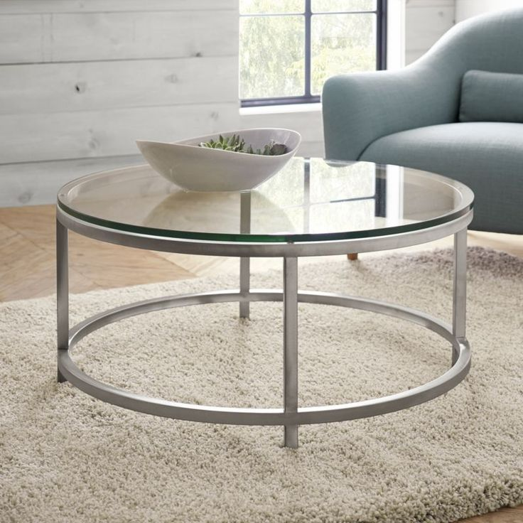 best 10+ glass coffee tables ideas on pinterest | gold glass