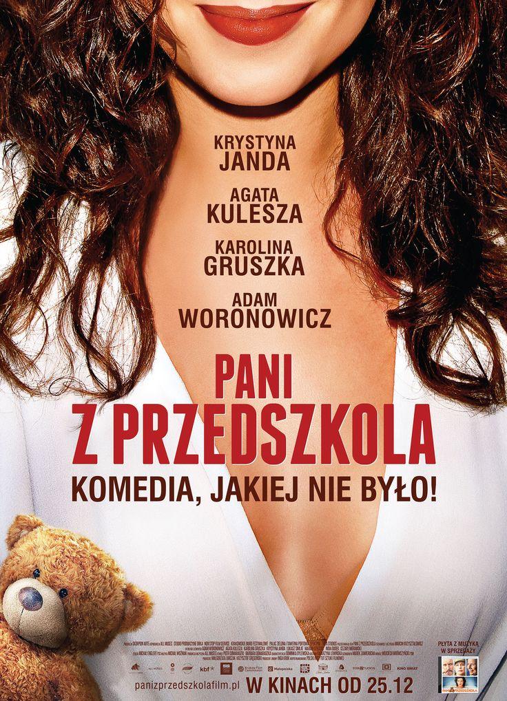 """""""Pani z przedszkola"""", reżyseria: Marcin Krzyształowicz"""