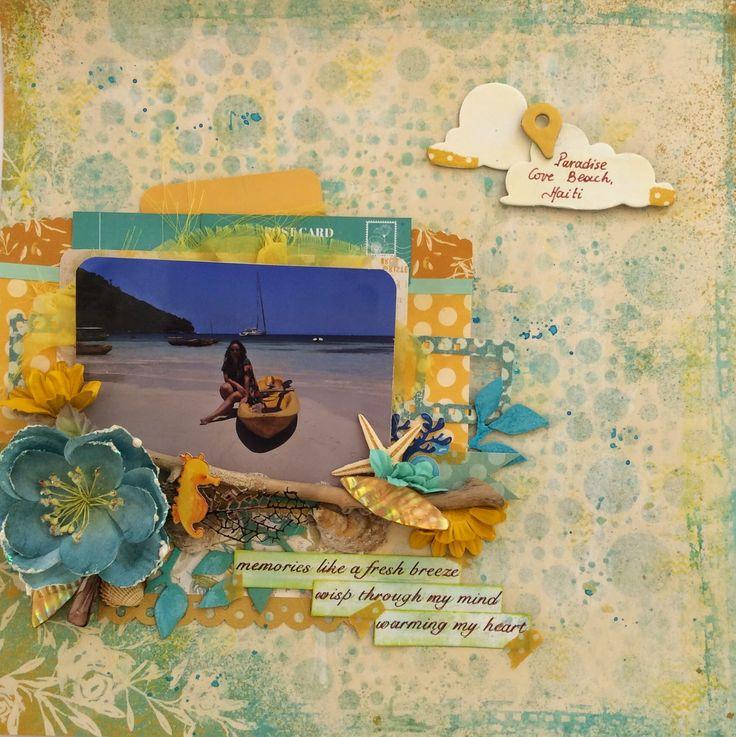 Handmade with love: Memories #prima, #prima flowers