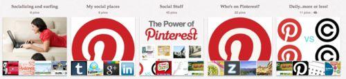 #Pinterest nuovo profilo: non solo #restyle.  Aumenterà l'interazione tra pinterestiani?    Suggerimento: creare linee di boards  tematiche.  #bouncyball: Linee Di, Boards Tematiche, Aumenterà L Interazione, Social Media, Di Boards, L Interazione Tra, Socialmen Creativity, Creare Linee, Tra Pinterestiani