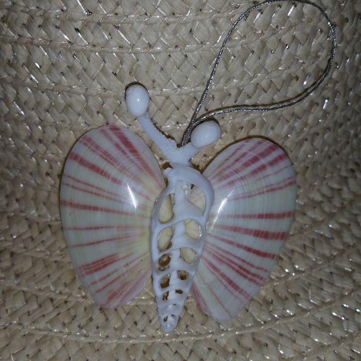 219 best seashell critters images on pinterest shell for Seashell ornament ideas