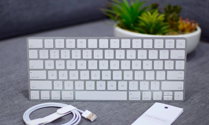 Apple Magic Keyboard Review