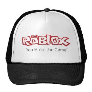 ROBLOX Logo Trucker Hat $14.95