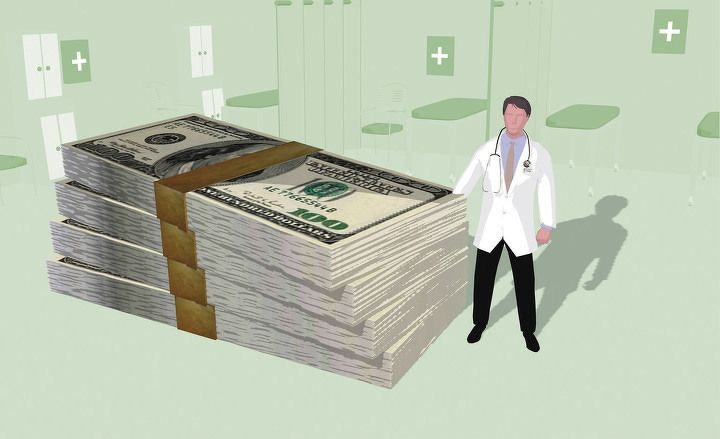 По последним данным, общие расходы Казахстана на здравоохранение составляют 3,6% ВВП. Для сравнения, в группе стран с высоким/средним уровнем доходов, к которым относится и Казахстан, аналогичный показатель составляет 6,3%, в странах ОЭСР – 9,3%. Затраты на здравоохранение в соседней России – 5,9% ВВП