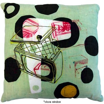 A cushion by dawn dupree