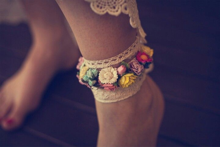 Garter! You can easily make this yourself.