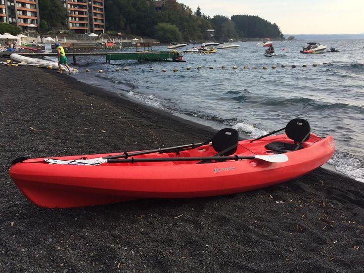 Kayak En Bordelago Pucon