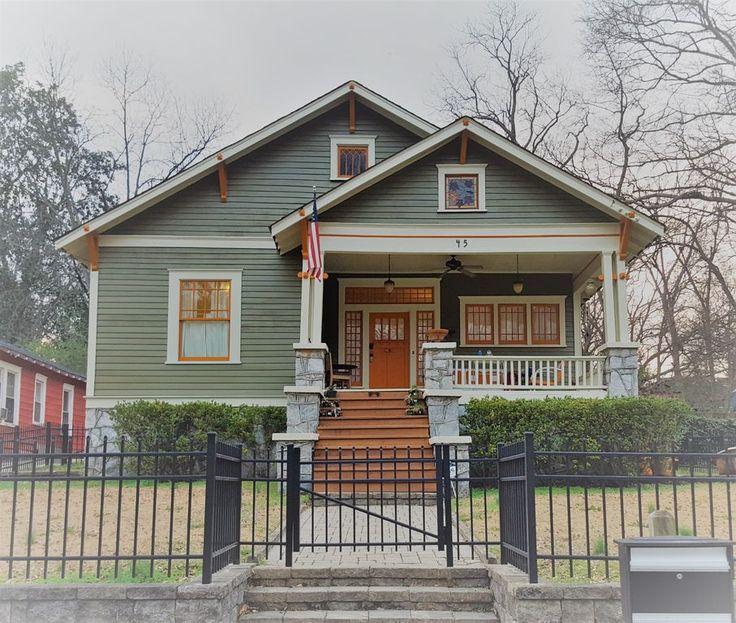 Atlanta Bungalow Renovation: 17 Best Ideas About Oak Mantel On Pinterest