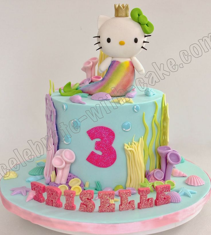 46 best L Hello Kitty Bday images on Pinterest Birthdays Hello