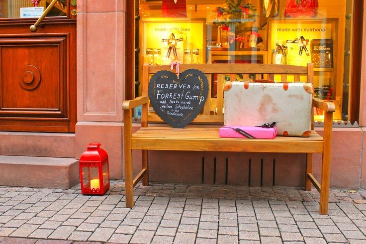 Life is like a box of chocolates at Heidelberg too.