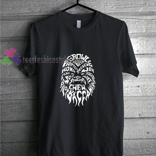 Chewbacca t shirt gift tees unisex adult cool tee shirts, cool tee shirts for guys, cool tee shirt designs, too cool tee shirt quilts