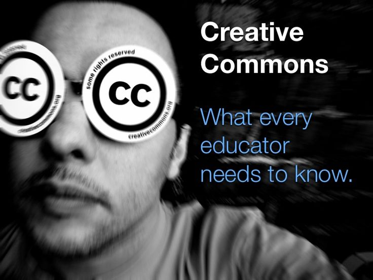 creative-commons-what-every-educator-needs-to-know-presentation by Rodd Lucier via Slideshare (pinned by R. Martinez)