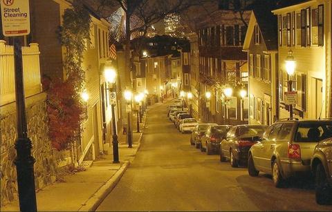 Charlestown Gas Light District | Boston | Pinterest. Idea
