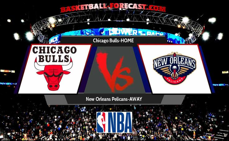 Chicago Bulls-New Orleans Pelicans Nov 4 2017 Regular Season Will Chicago Bulls be able to beat the New Orleans Pelicans team in an home match Chicago Bulls-New Orleans Pelicans Nov 4 2017 ? In the last 7 performances Chicago Bulls has won 2 victories while In the past 9 games New Orleans Pelicans scored 5 checkmates.   #Anthony_Davis #basketball #bet #Chicago #Chicago_Bulls #Dante_Cunningham #Darius_Miller #DeMarcus_Cousins #Denzel_Valentine #E'Twaun_Moore #forecast #Jam