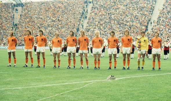 Pays Bas 1974
