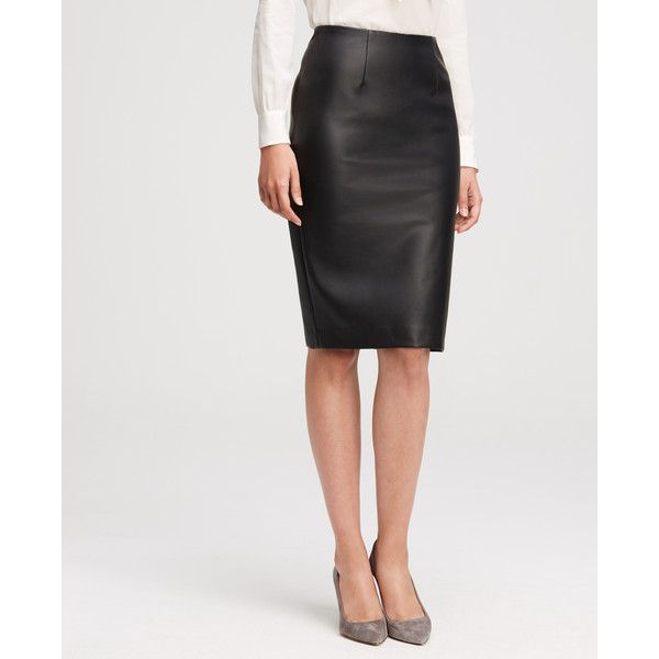 Top 25 ideas about Long Black Pencil Skirt on Pinterest | Pencil ...
