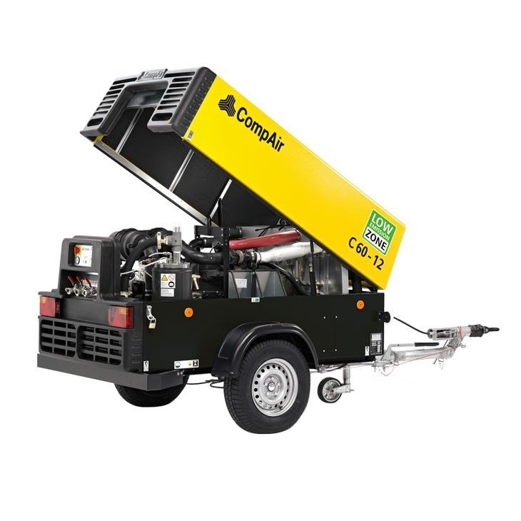 Portable Compressors | Burwell Technologies