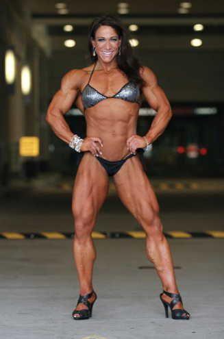 Sarah Hayes | Female bodybuilders | Pinterest | Blog ...