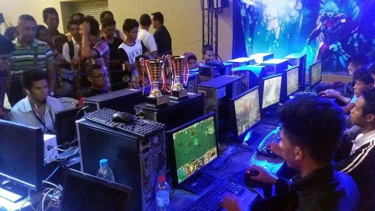 Le premier salon des jeux vidéo s'est tenu à Madagascar du 11 au 13 novembre. L'occasion pour tous les geeks de se retrouver le temps d'un week-end pour