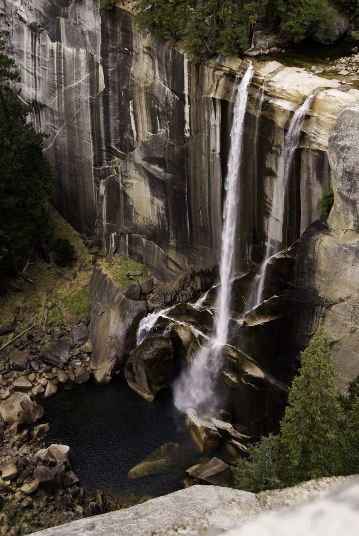 Vernal Falls, Yosemite, California Breath ~ taking!!