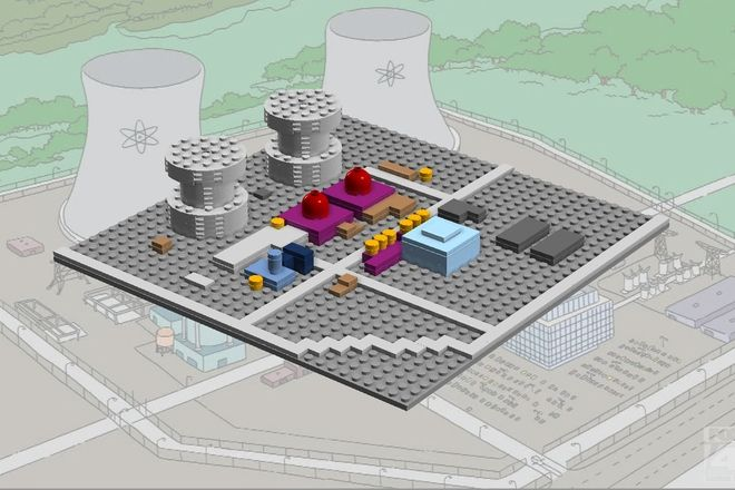 Here's to you In small-scale the most famous nuclear power plant of TV The Springfield Nuclear Power Plant is a nuclear power plant in Springfield owned by Montgomery Burns. T...