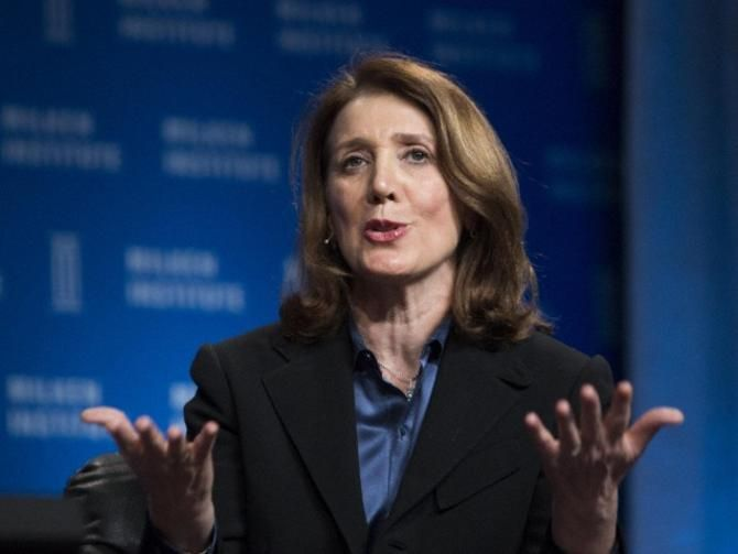 Ruth Porat, the Wall Street hotshot Google hired in March, says enlisting more women isn't just good for society, it's good for a company's bottom line.