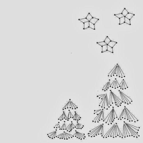 kerstpatoon / patroon | Jokealmere.jouwweb.nl: