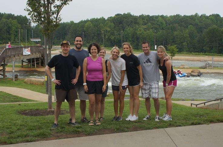 bg at the National Whitewater Center