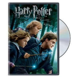Harry Potter and the Deathly Hallows, Part 1 Bilingual: Amazon.ca: Daniel Radcliffe, Emma Watson, Rupert Grint: DVD