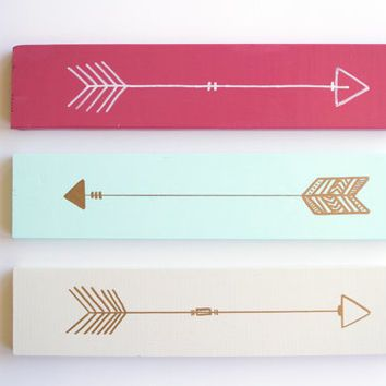 Best Arrow Wall Art Products on Wanelo