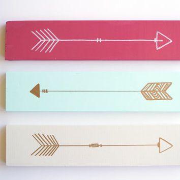 Best Arrow Wall Art Products on Wanelo